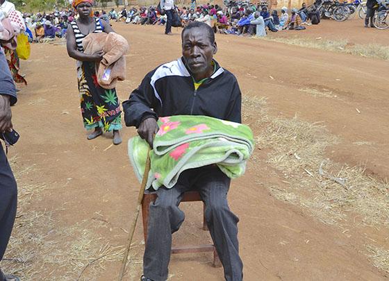 マラウイを助けてくださりありがとうございます